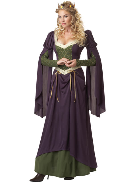 Medieval Princess Costume