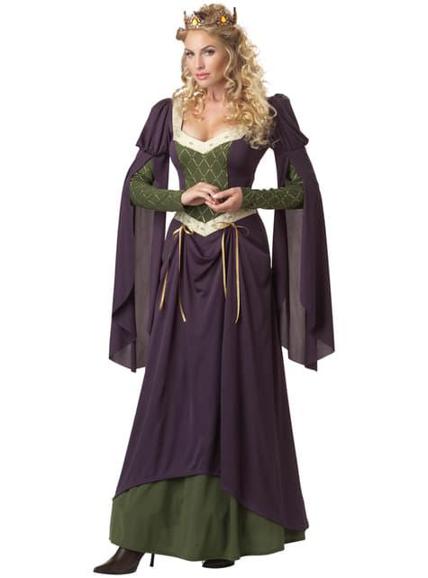 Prinses de toren Kostuum voor vrouwen