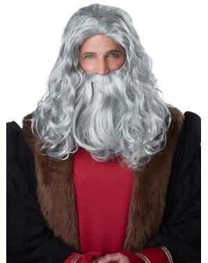 Men's Renaissance Wig