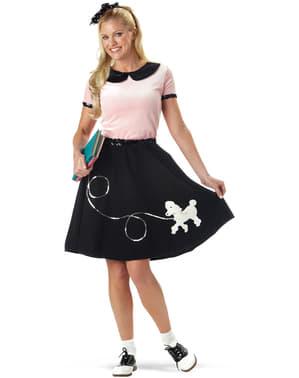Daisy 50'er kostume til kvinder