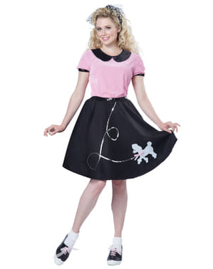 Women's 50's Daisy Costume