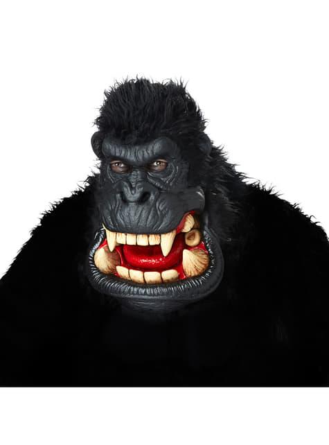 Máscara de gorila asesino para adulto - para tu disfraz