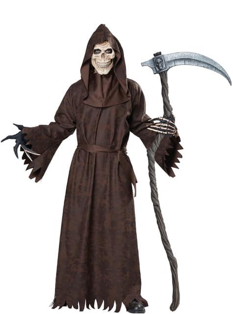 Men's Terrifying Death Costume