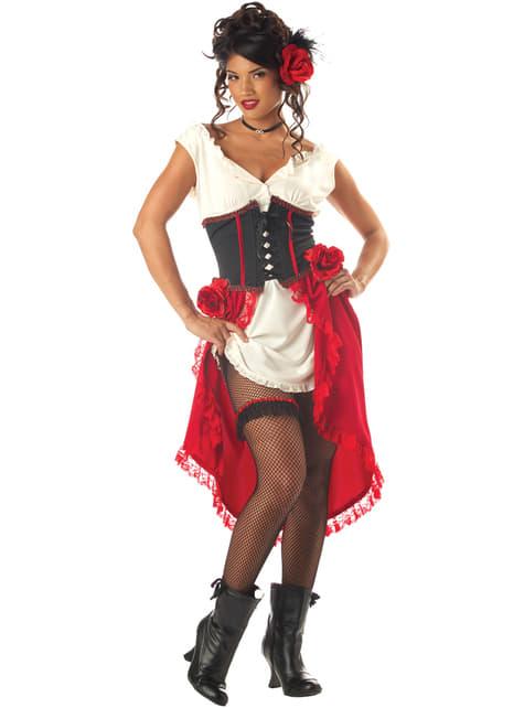 Women's Canteen Girl Costume