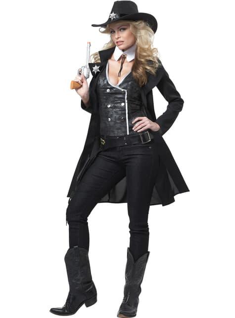 Womens Sheriff Costume