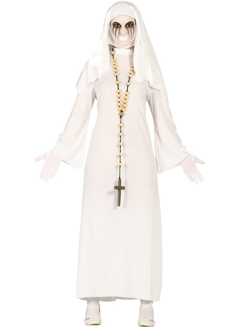 Zombie Nun Costume for Women