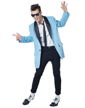 Men's Rock and Roll Idol Costume