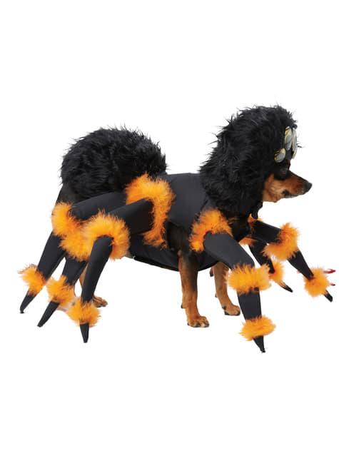 Disfraz de araña aterradora para perro - original