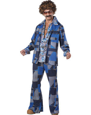 Disco König Kostüm für Herren