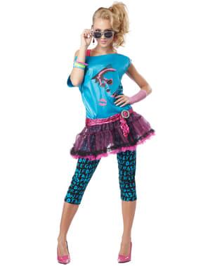 Disfraz de reina del Pop de los años 80