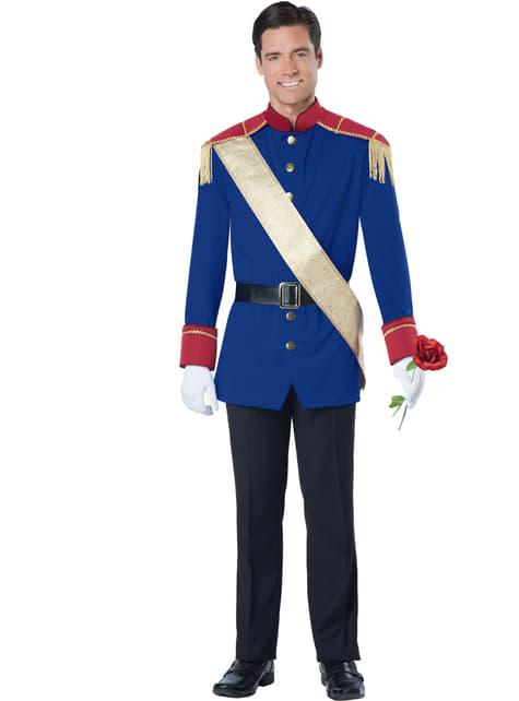 Men's Fairy-tale Prince Costume