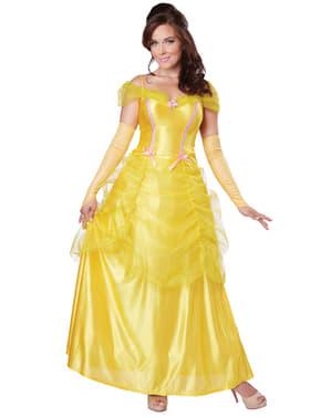 Costum de prințesă bella pentru femeie