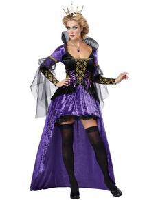 Pervers dronning kostume til kvinder