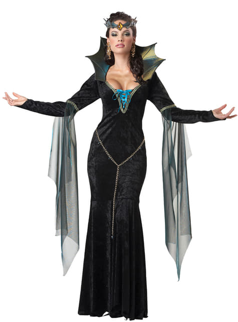 Women's Evil Sorceress Costume