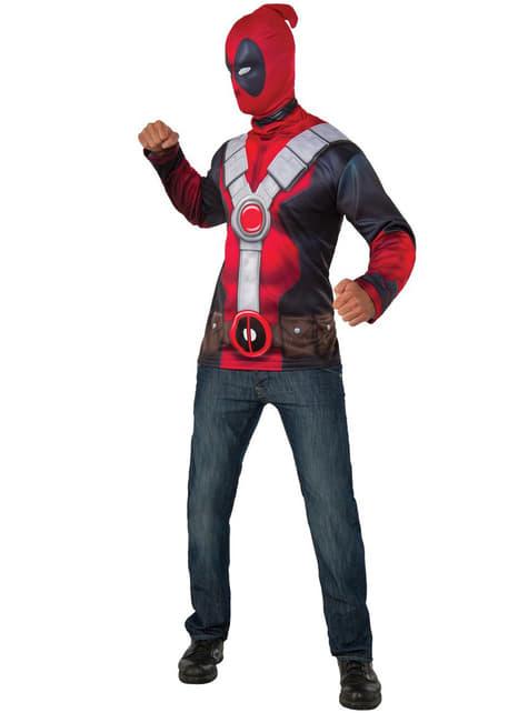 Kit disfraz de Deadpool para hombre