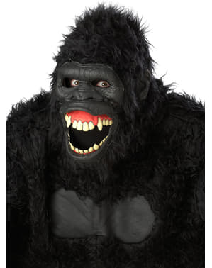 Maska dziki goryl dla dorosłych