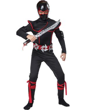 Kit maschera e spada ninja per bambino
