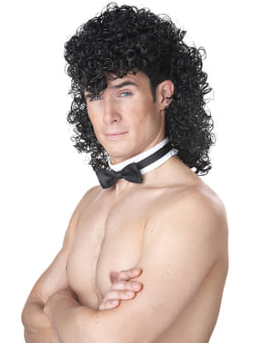 Men's Dark Haired Boy Wig Kit