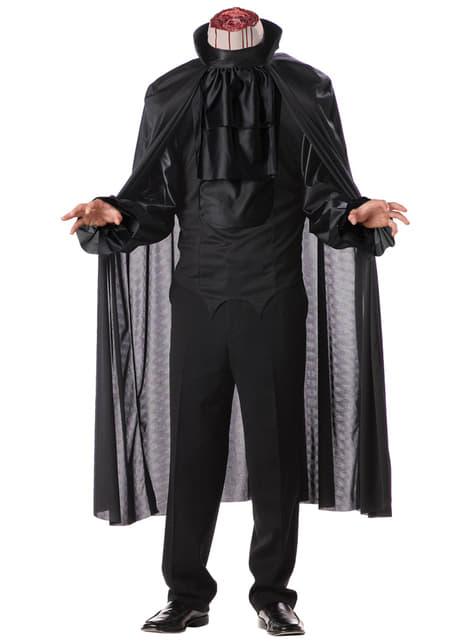 Men's Headless Man Costume