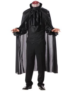 Pánský kostým bezhlavý muž