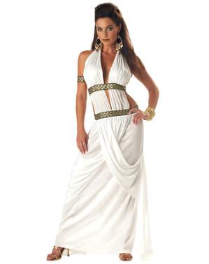 Spartansk Dronning Damekostyme