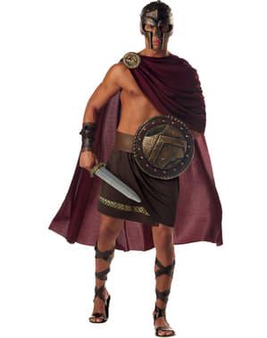 Spartanskkriger kostyme til mann