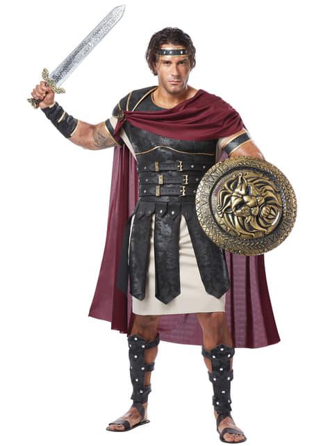 Maskeraddräkt Romersk toga vuxen