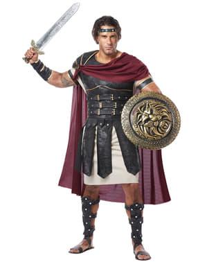 Fato de gladiador Romão para homem