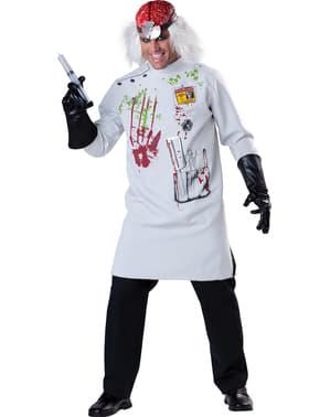Vitenskapsmann med Åpent Sinn Kostyme for Menn