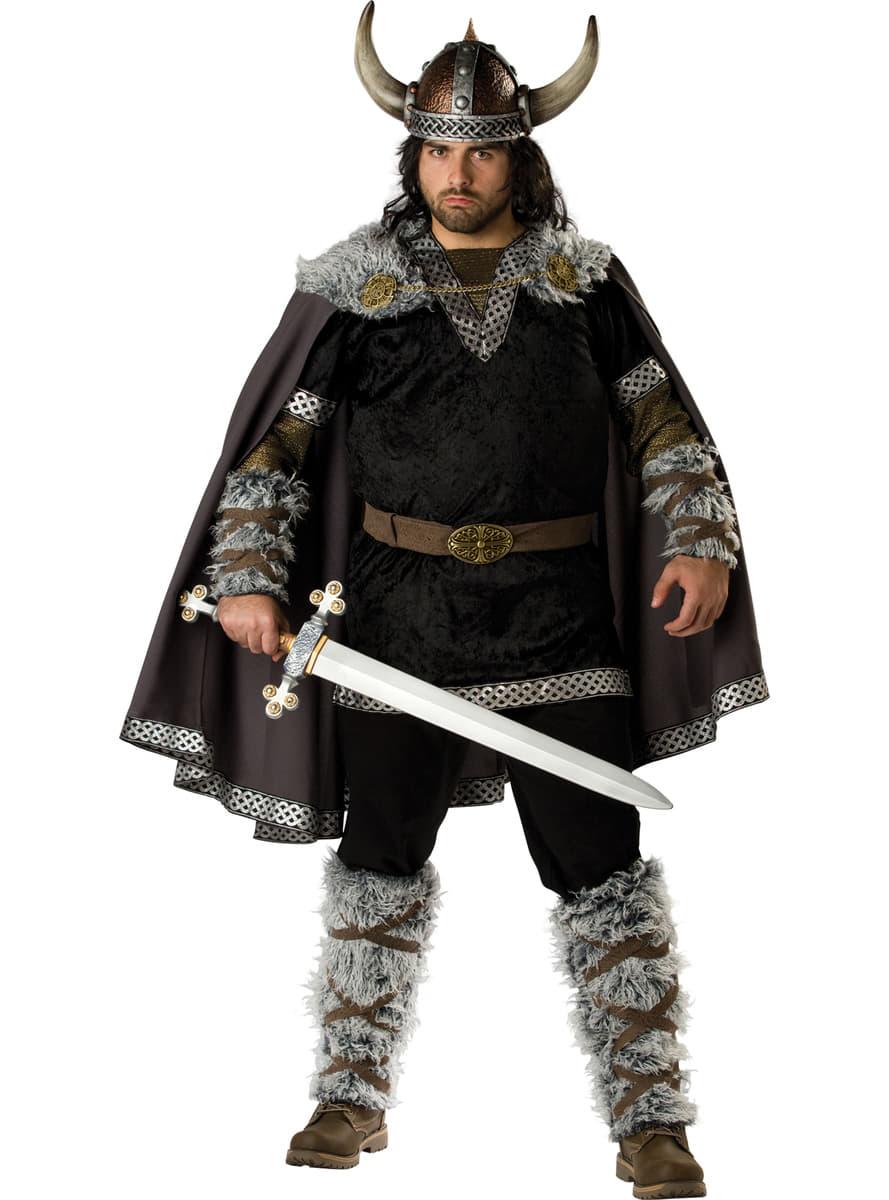 d guisement viking grande taille homme funidelia. Black Bedroom Furniture Sets. Home Design Ideas