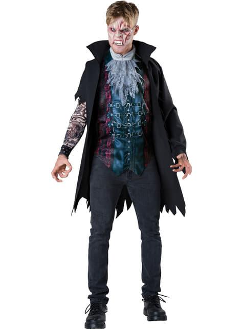 Strój modny wampir męski
