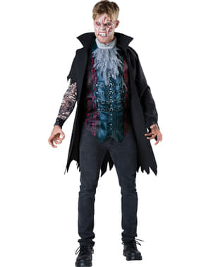 Men's Fashionable Vampire Costume