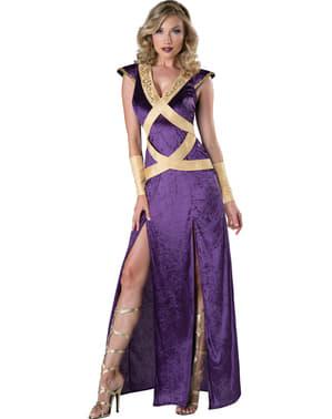 Kreativ Prinsesse Kostyme Dame