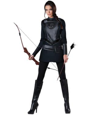 Dámský kostým hrdinka s lukem