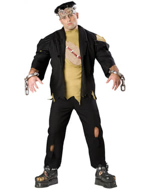 Costume da Frankie per uomo taglie forti
