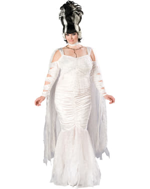 Costume da sposa di Frankie per donna taglia grande