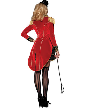 Women's Deluxe Lion Tamer Costume