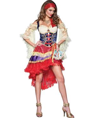 Kostuum Gipsy deluxe voor vrouw