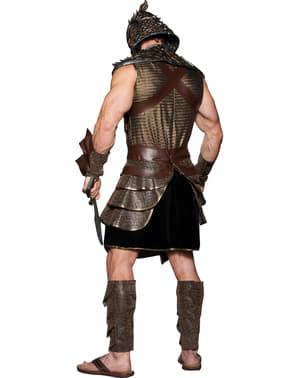 Drage kriger kostume til mænd