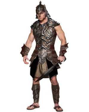 Costum de războinic dragon pentru bărbat