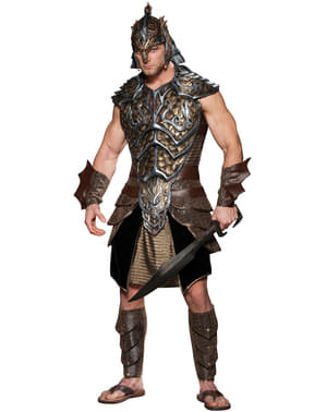 Dragon warrior costune for men