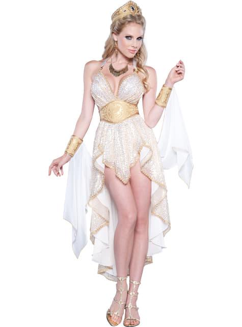 Dámský kostým řecká bohyně deluxe