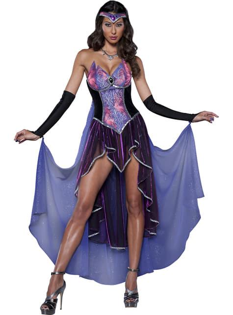 Deluxe Trollkvinne Kostyme Dame