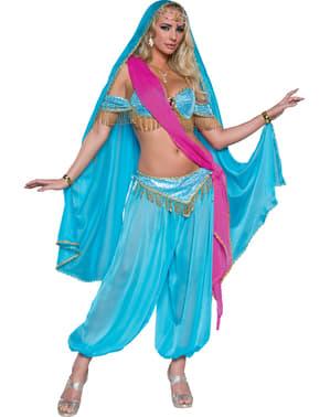 Costume da ballerina di danza del ventre