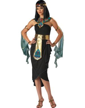 Fato de beleza egípcia para mulher