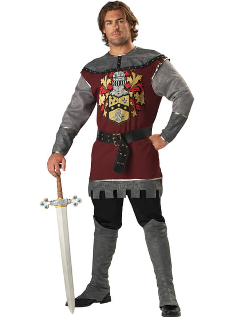 Medieval Knight Costume