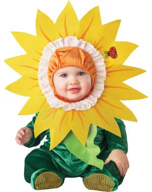 Costume da dolce fiorellino per neonato