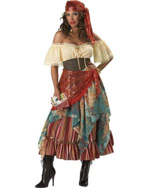 Costum de țigancă elegant pentru femeie