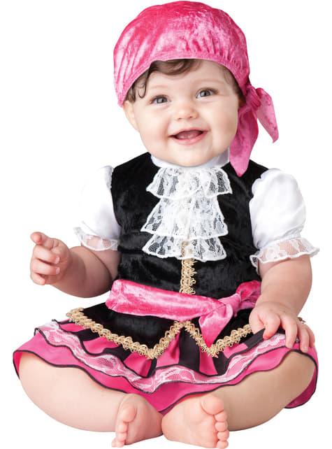 Baby's Jewel of the Seven Seas Costume