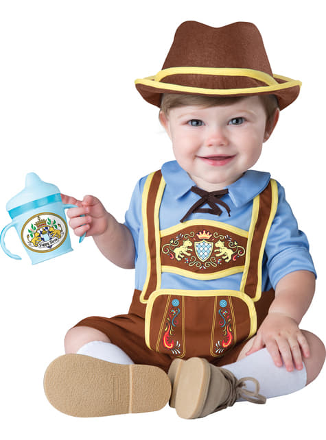 Baby Bavarian Costume